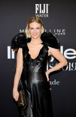 JANUARY JONES at 2019 Instyle Awards in Los Angeles 10/21/2019