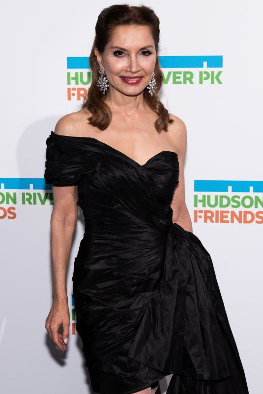 JEAN SHAFIROFF at Hudson River Park Annual Gala in New York 10/17/2019