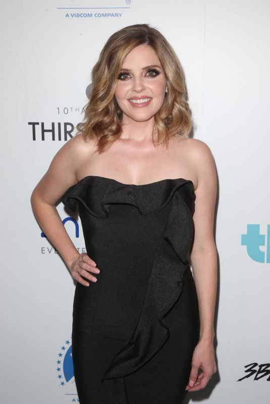 JEN LILLEY at Thirst Project 10th Annual Thirst Gala in Beverly Hills 09/28/2019