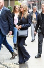 JENNIFER ANISTON Out and About in New York 10/27/2019