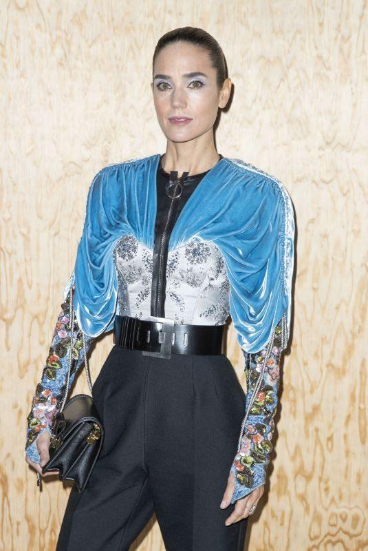 JENNIFER CONNELLY at Louis Vuitton Fashion Show in Paris 10/01/2019