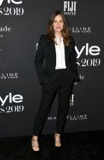 JENNIFER GARNER at 2019 Instyle Awards in Los Angeles 10/21/2019