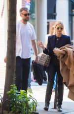 JENNIFER LAWRENCE and Cooke Maroney Out in New York 10/14/2019