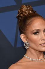 JENNIFER LOPEZ at AMPAS 11th Annual Governors Awards in Hollywood 10/27/2019