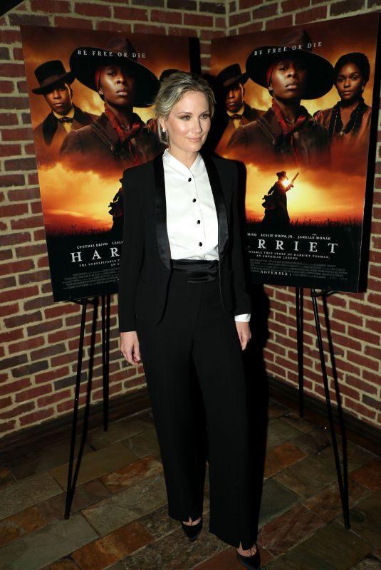 JENNIFER NETTLES at Harriet Screening at Roxy Hotel in New York 10/24/2019
