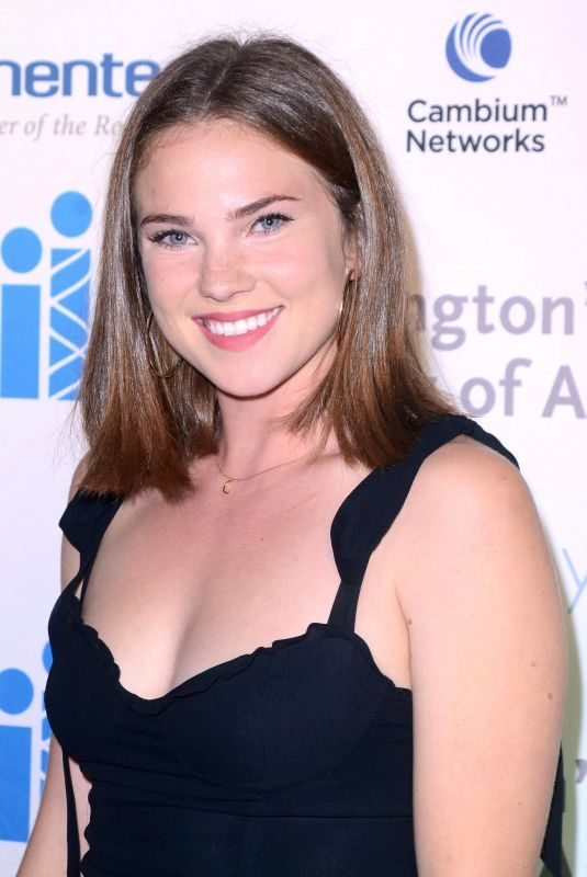 JESS GABOR at 5th Annual Freeze HD Gala in Los Angeles 09/28/2019
