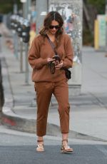JESSICA ALBA Out in Hollywood 10/21/2019