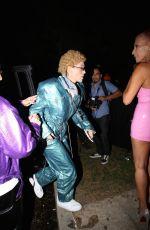 JESSICA BIEL at Casamigos Halloween Party in Beverly Hills 10/25/2019