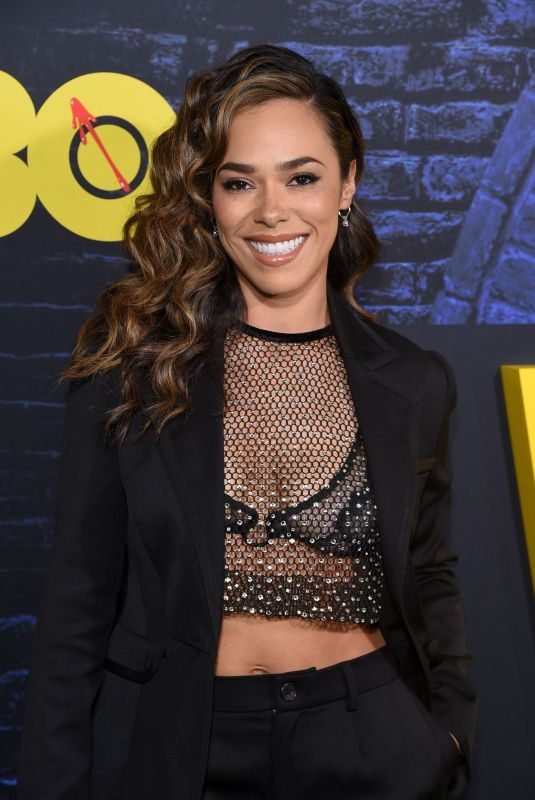 JESSICA CAMACHO at Watchmen Premiere at Cinerama Dome in Hollywood 10/14/2019