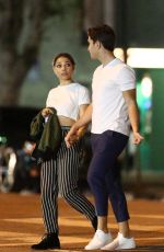 JESSICA PARKER KENNEDY Night Out in Los Angeles 101/18/2019