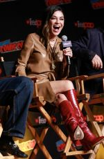 JESSICA SZOHR at The Orville Panel at 2019 New York Comic Con 10/06/2019