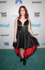 JILLIAN ROSE REED at Thirst Project 10th Annual Thirst Gala in Beverly Hills 09/28/2019