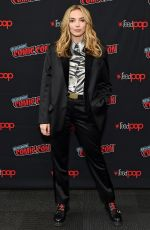 JODIE COMER at New York Comic Con 10/03/2019
