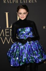 JOEY KING at Elle Women in Hollywood Celebration in Los Angeles 10/14/2019