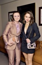 JOEY KING at Instyle & Kate Spade New York Dinner in West Hollywood 10/22/2019