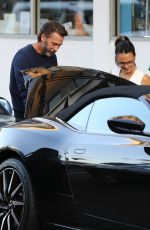JORDANA BREWSTER Out Shopping in Beverly Hills 10/12/2019