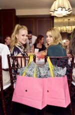 JOSEPHINE LANGFORD at Instyle & Kate Spade New York Dinner in West Hollywood 10/22/2019