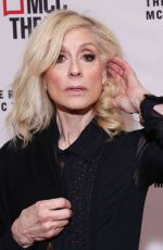 JUDITH LIGHT at The Wrong Man Musical Opening Night in New York 10/07/2019