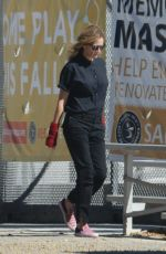 JULIA ROBERTS at a Skate Park in Malibu 10/20/2019