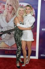 JULIANNE HOUGH at Heartstrings Premiere in Pigeon Forge 10/29/2019