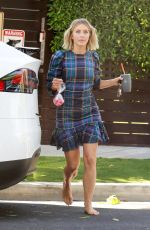 JULIANNE HOUGH Out and About in West Hollywood 10/11/2019
