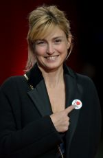 JULIE GAYET at 11th Lyon Lumiere Festival Closing Ceremony 10/20/2019