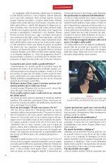 JULIETTE BINOCHE in Vanity Fair Magazine, Italy October 2019