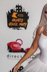 KADY MCDERMOTT at Kiss Haunted House Party at Wembley 10/25/2019