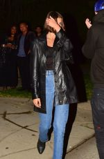 KAIA GERBER at Beverly Hills Mansion Celebrity Party 10/20/2019