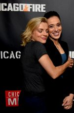 KARA KILLMER at #onechicagoday in Chicago 10/07/2019