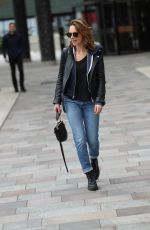 KARA TOINTON Out and About in London 10/20/2019