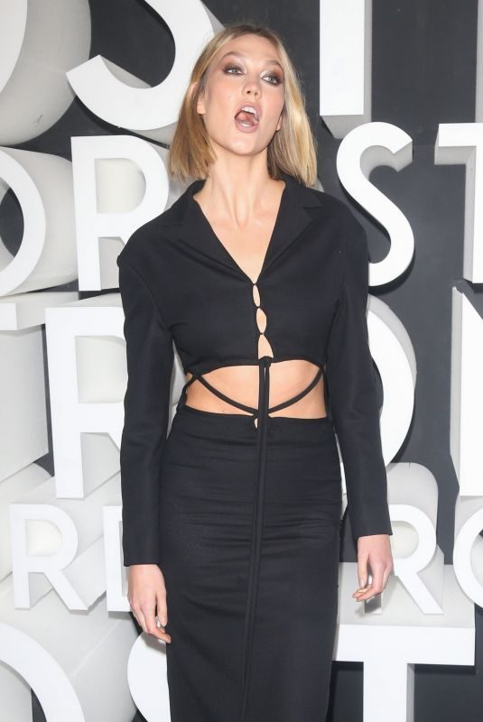 KARLIE KLOSS at Nordstrom NYC Flagship Opening Party 10/22/2019