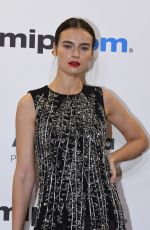 KASIA SMUTNIK at Mipcom 2019 Opening Ceremony in Cannes 01/14/2019