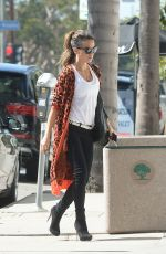 KATE BECKINSALE Out in Los Angeles 10/15/2019