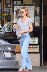 KATE BOSWORTH Out and About in Studio City 10/19/2019