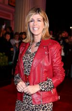 KATE GARRAWAY at The Lion King 20th Anniversary Gala Performance in London 10/19/2019