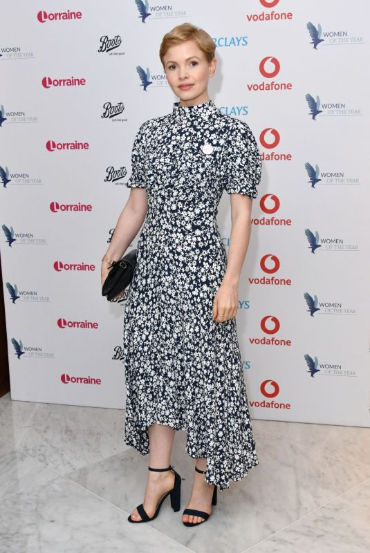 KATE PHILLIPS at Women of the Year Lunch and Awards in London 10/14/2019