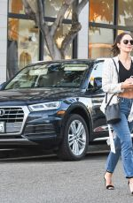 KATHARINE MCPHEE Out Shopping in Los Angeles 10/26/2019