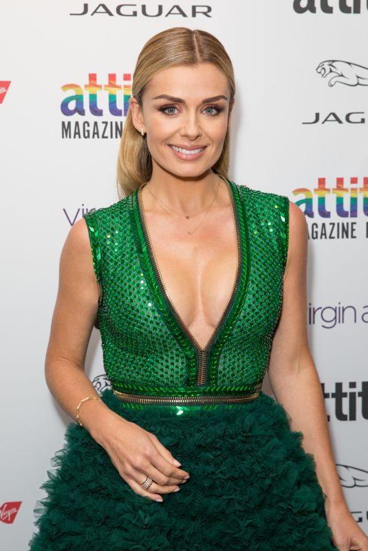 KATHERINE JENKINS at Virgin Atlantic Attitude Awards 2019 in London 10/09/2019