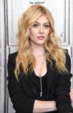 KATHERINE MCNAMARA at AOL Build in New York 10/18/2019