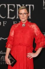 KATHLEEN ROBERTSON at Maleficent: Mistress of Evi Premiere in Hollywood 09/30/2019