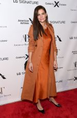 KATIE HOLMES at American Ballet Theatre 2019 Fall Gala in New York 10/16/2019