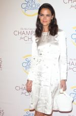 KATIE HOLMES at Champions for Change Gala in New York 10/17/2019
