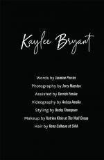 KAYLEE BRYANT in Grumpy Magazine, November 2019