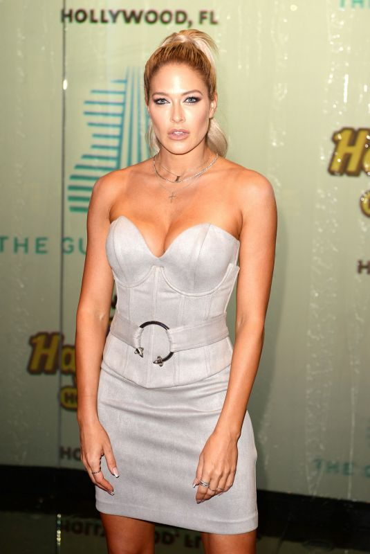 KELLY KELLY at Guitar Hotel Opening in Hollywood 10/24/2019