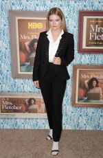 KELLY LAMOR at Mrs. Fletcher Premiere in Los Angeles 10/21/2019