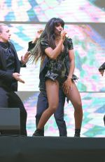 KELLY ROWLAND Performs at Everest the Worlds Richest Turf Race in Sydney 10/19/2019