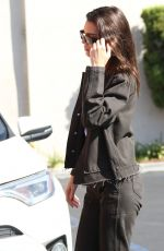 KENDALL JENNER at Emilio