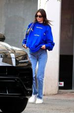 KENDALL JENNER at Kate Somerville in West Hollywood 10/27/2019