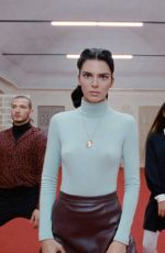 KENDALL JENNER for Reserved Line Fall 2019 Campaign